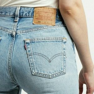 Levi's | Vintage Highwaisted 550 Mom Jeans